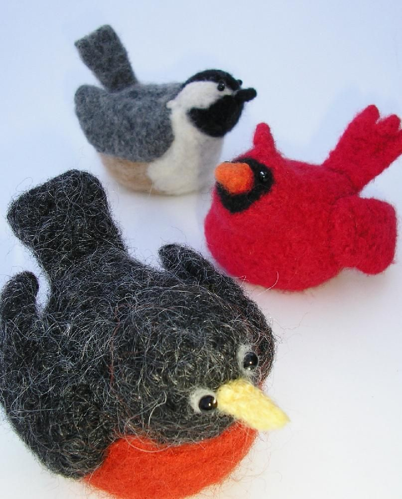 Knit yourself a pet: animal toy knitting patterns Felt ...