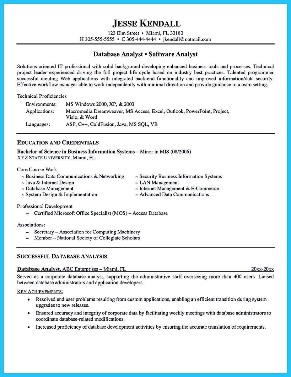 Information Security Analyst Resume Cool High Quality Data
