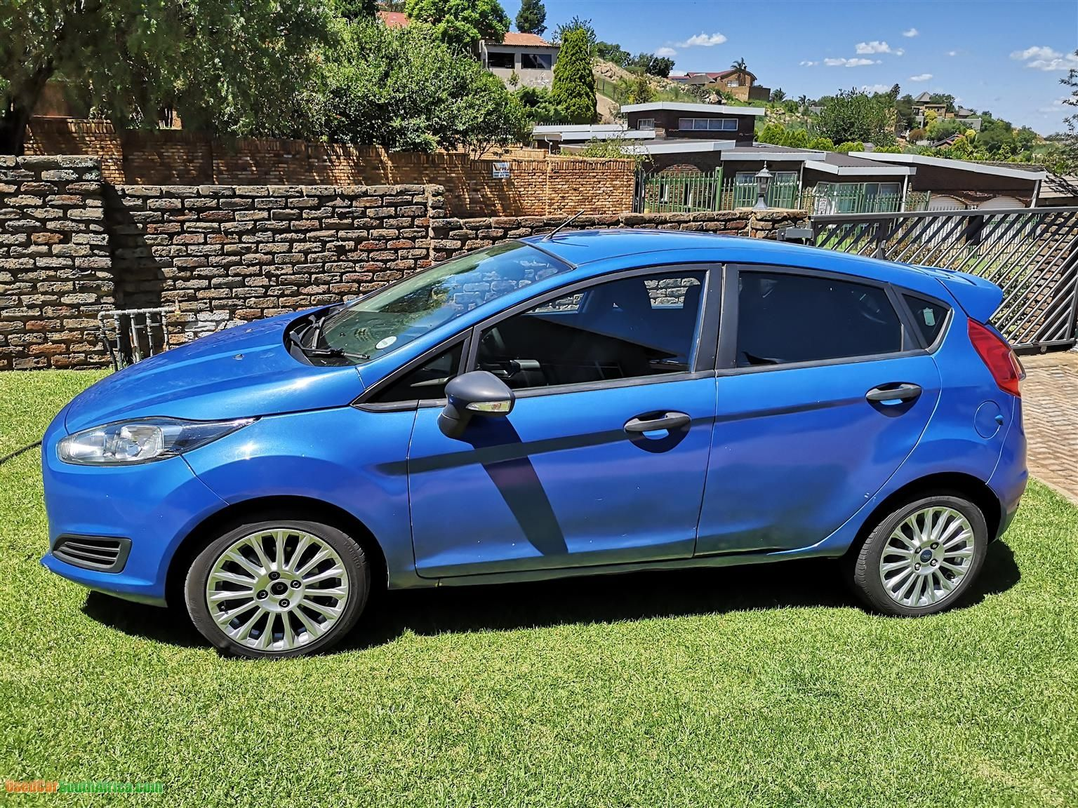 2004 Ford Fiesta 1.4i used car for sale in Edenvale