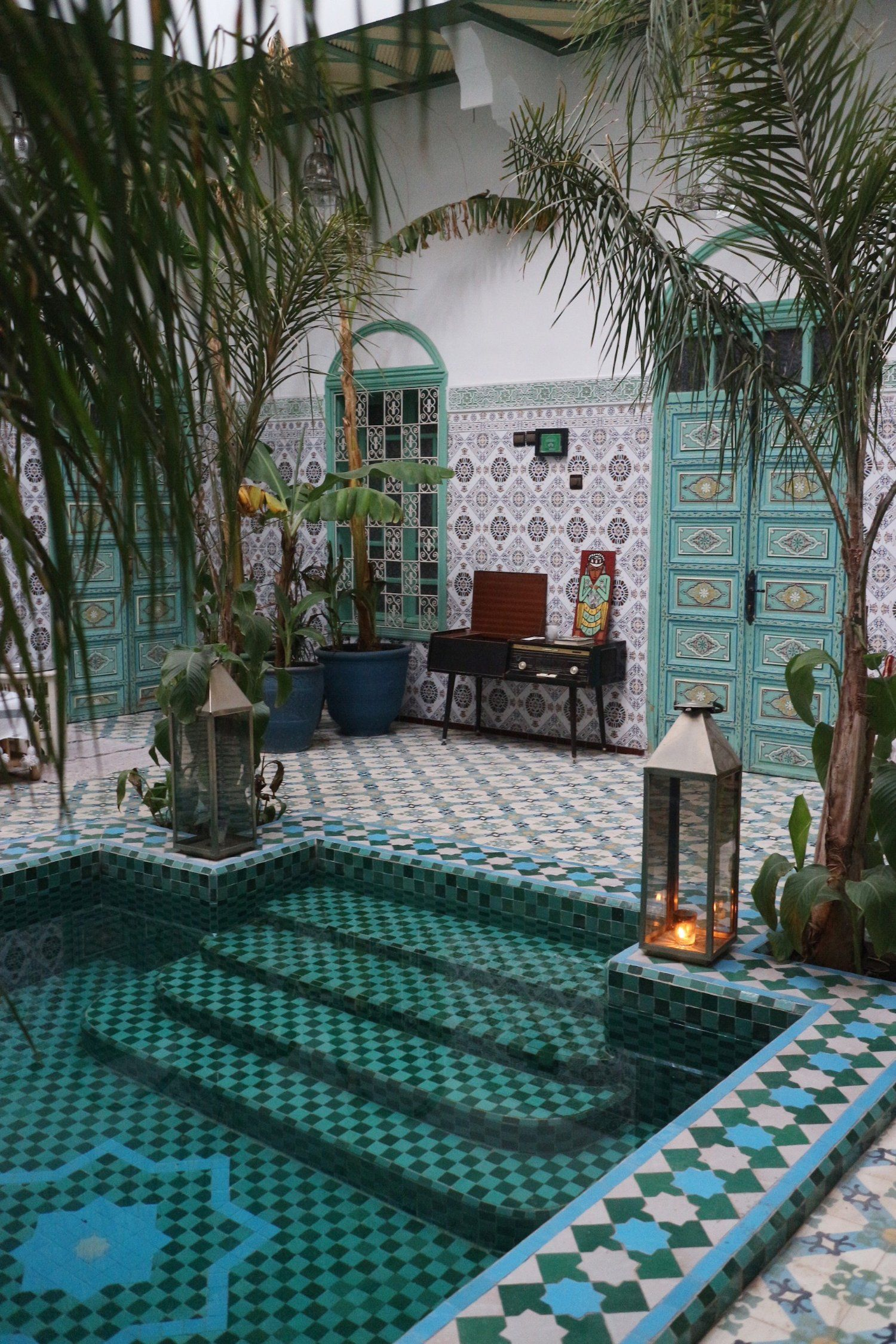 The Slower Side of Marrakech (Ad)