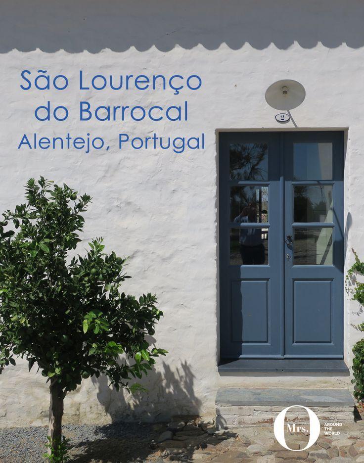 My hOtel São Lourenço do Barrocal, Alentejo, Portugal