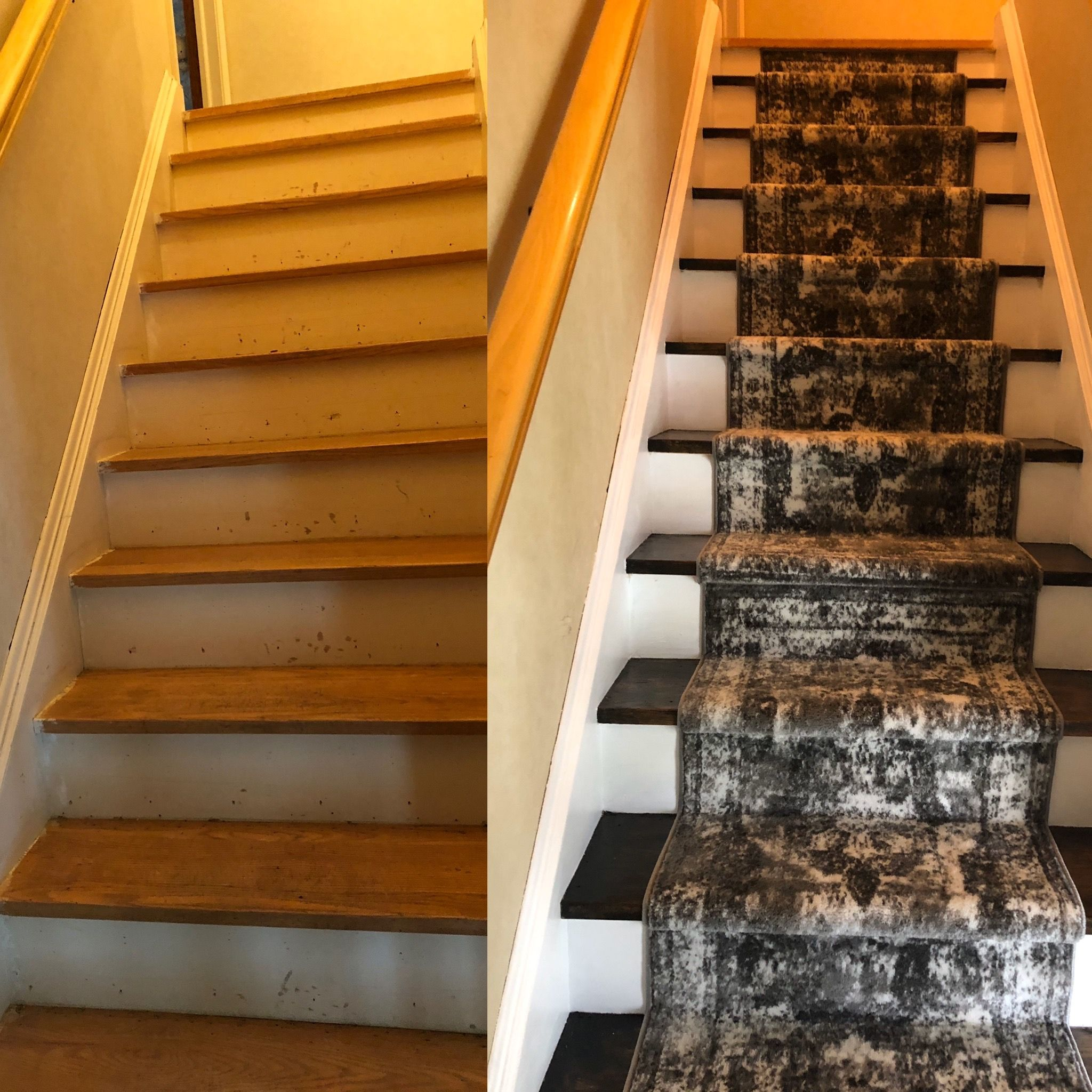 Pin On Stairway Makeover