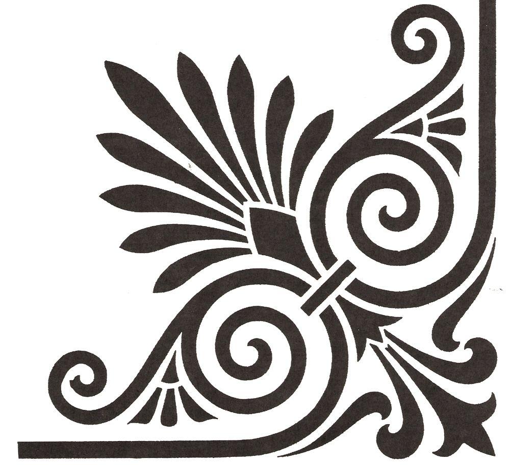 DIY Victorian Stencil Patterns   Stencil   Pinterest   Estencil ...