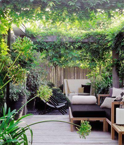 Amsterdam Garden In 2020 Small Backyard Landscaping Home Garden Design Patio Landscaping