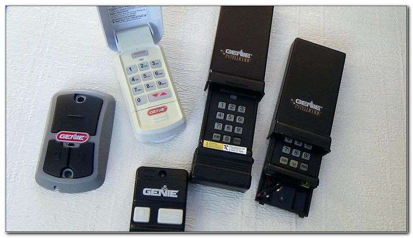 Keypad Garage Door Opener Liftmaster Battery Replacement Doors