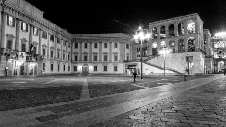 Good night, Milano!
