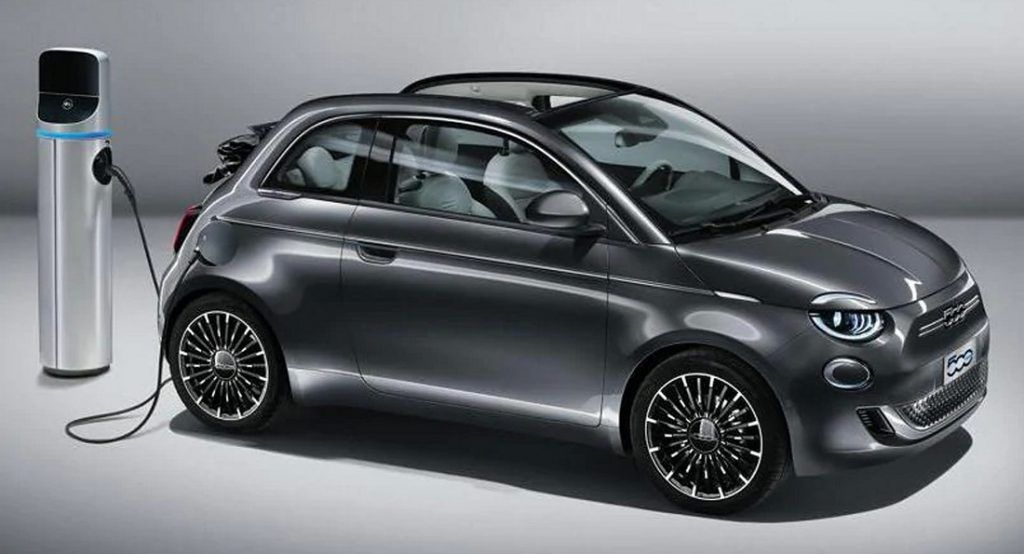 Drop Top Disappointment? New Fiat 500e Costs $42,000 In Italy, Takes 9 Sec To Hit 62 MPH   Carscoops