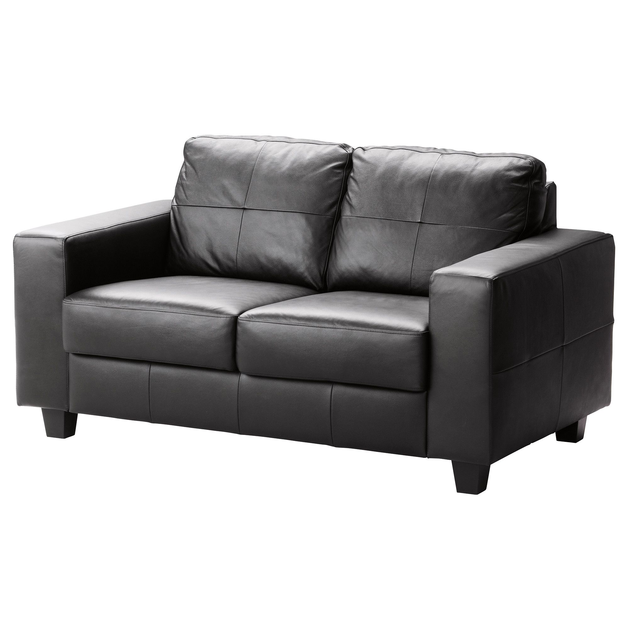 Ikea Ledersofa Ebay Kleinanzeigen Skogaby Loveseat Ikea Furniture Ikea Leather Sofa Ikea