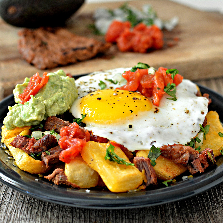 santa ana mexican food carne asada fries
