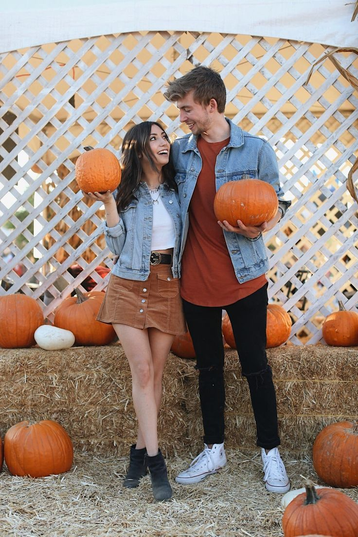 Pumpkin Patch Date | TARA MICHELLE
