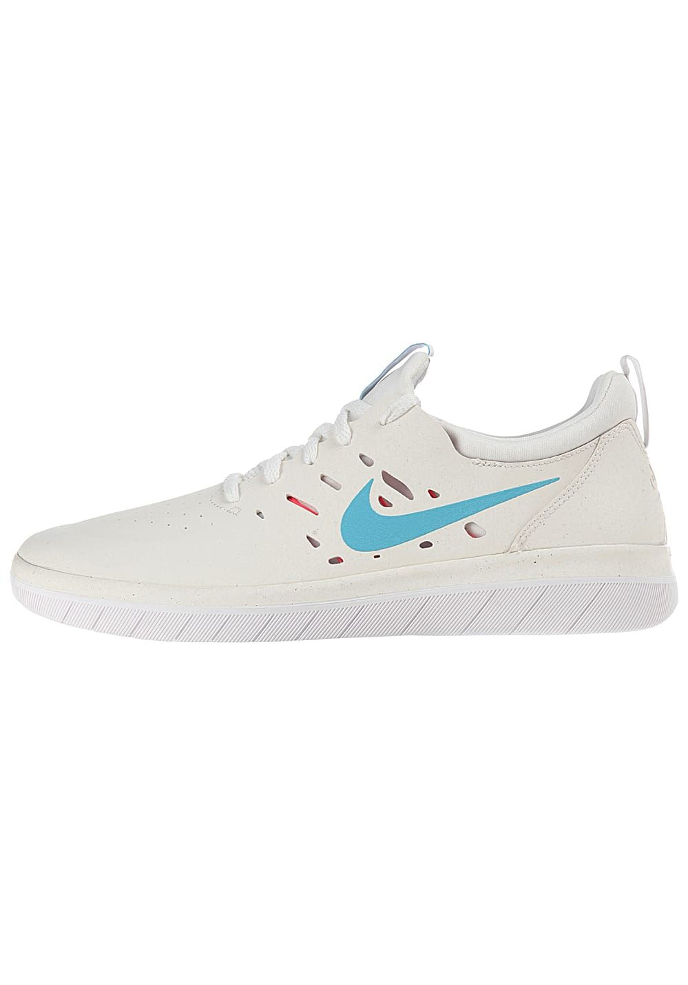 nike sb homme blanche