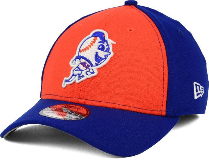competitive price f02df d652f New Era New York Mets Core Classic 39THIRTY Cap