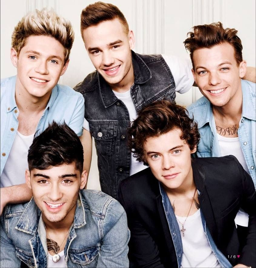 One direction will be in Minnesota when I'm in California so when I'm gone I need tones of pics of them in my lovely Minnesota<3 thank you love you