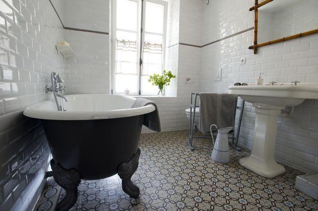 1000 ideas about devis salle de bain on pinterest salle de bains bath and salle de bain - Carrelage Salle De Bain Vintage