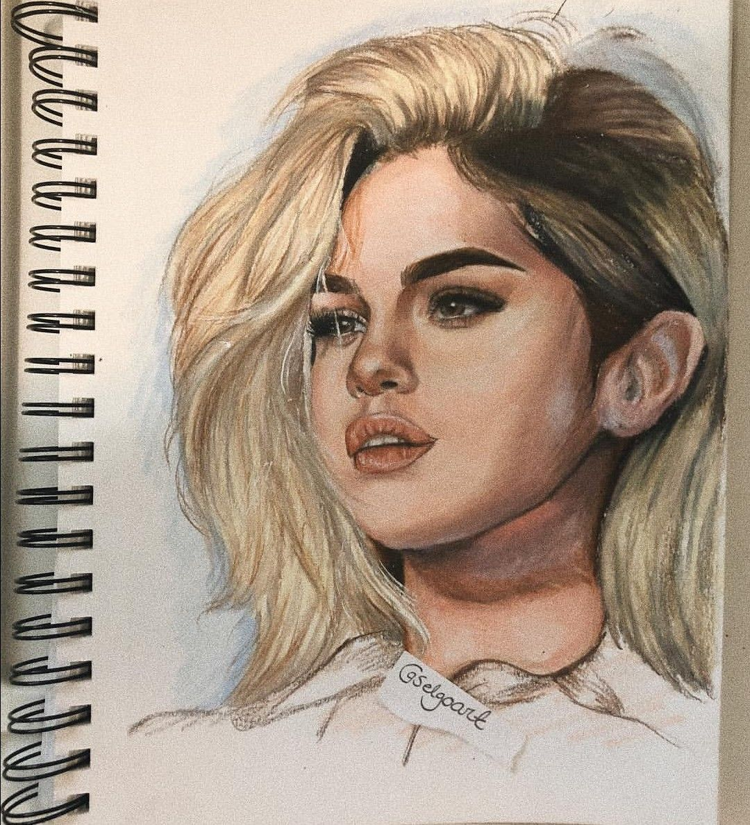 Selena Marie Gomez amazing Draw. #SelenaGomez #Selenators ...