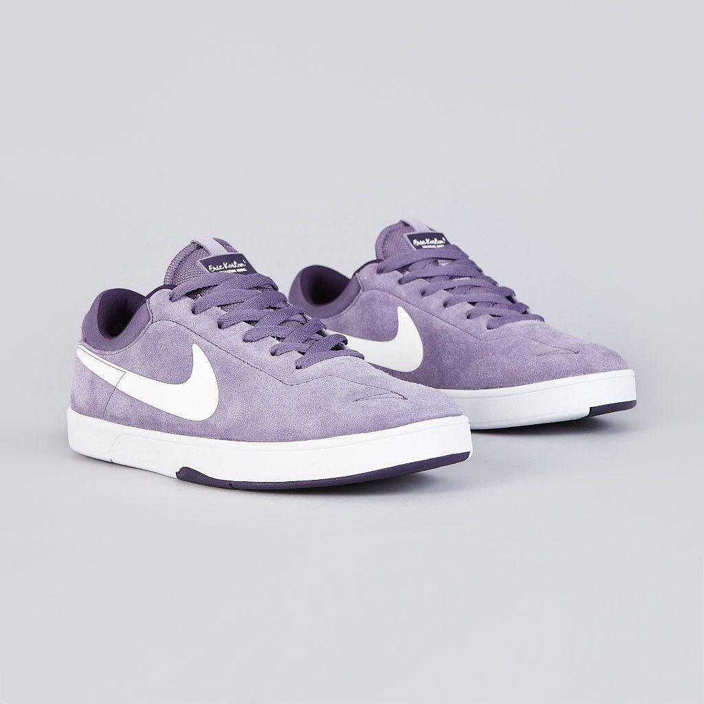 Nike Sb Eric Koston One Canyon Purple / White - Grand Purple