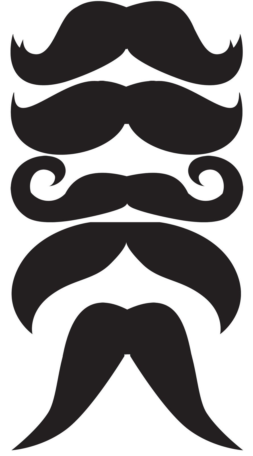 My first diy venture photo booth props mustache template my first diy venture photo booth props pronofoot35fo Images