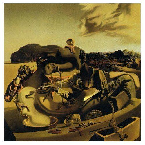 Canibalismo Otoñal (Dalí)