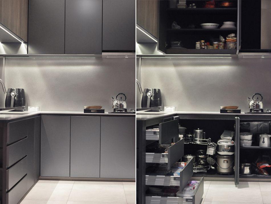 Apartment 31 Kitchen Kitchen Storage Cabinet