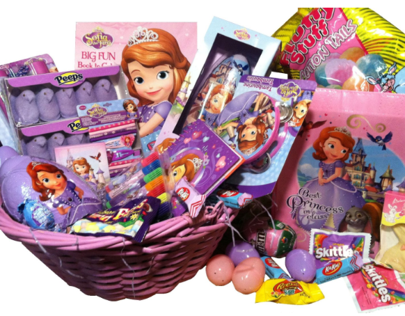 Gifts for kids easy easter basket ideas disney juniors sofia gifts for kids easy easter basket ideas disney juniors sofia the first easter gift negle Image collections