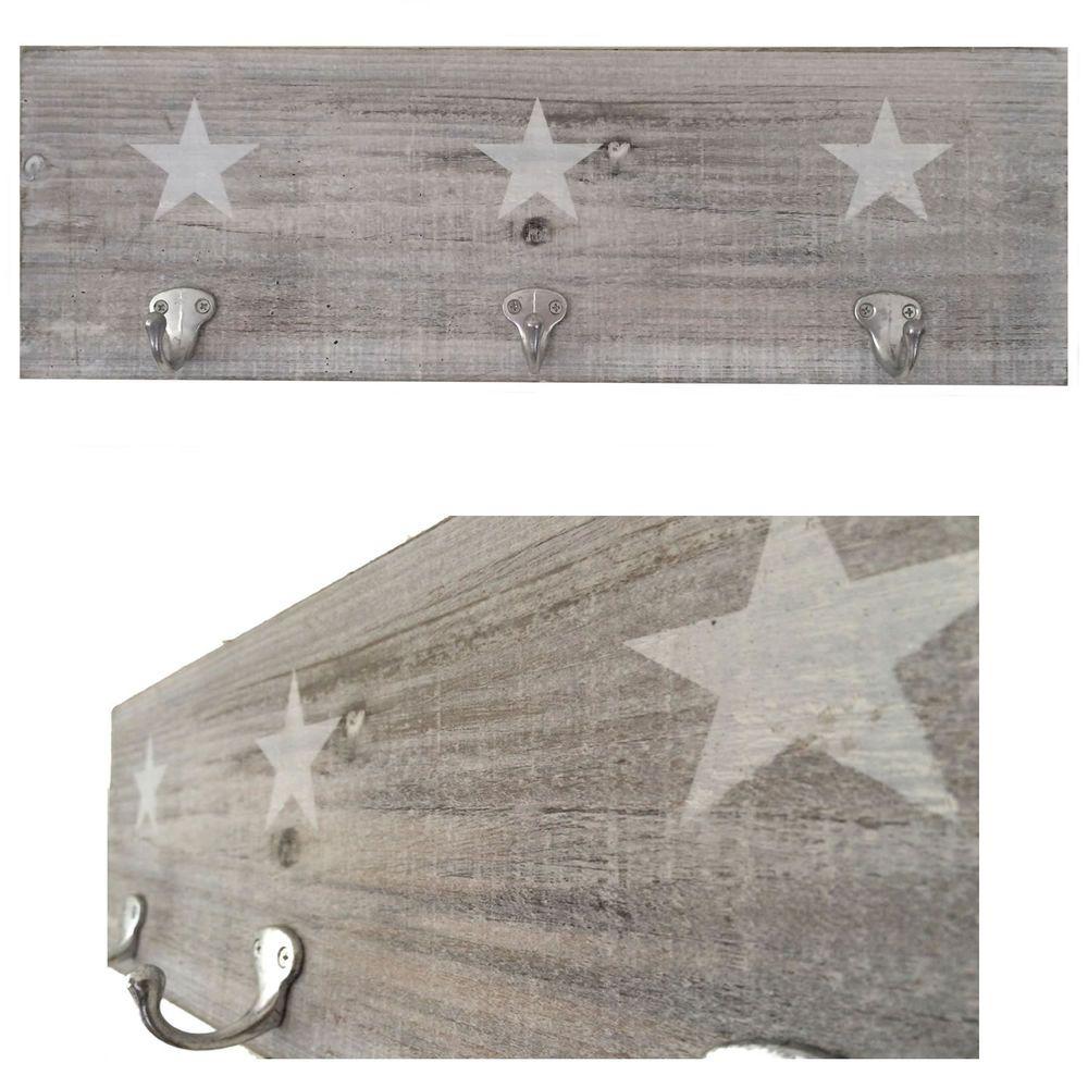Genial Garderobenhaken Kinderzimmer Foto Von Design Holz Wandgarderobe Garderobenleiste Hakenleiste Garderobe Shabby