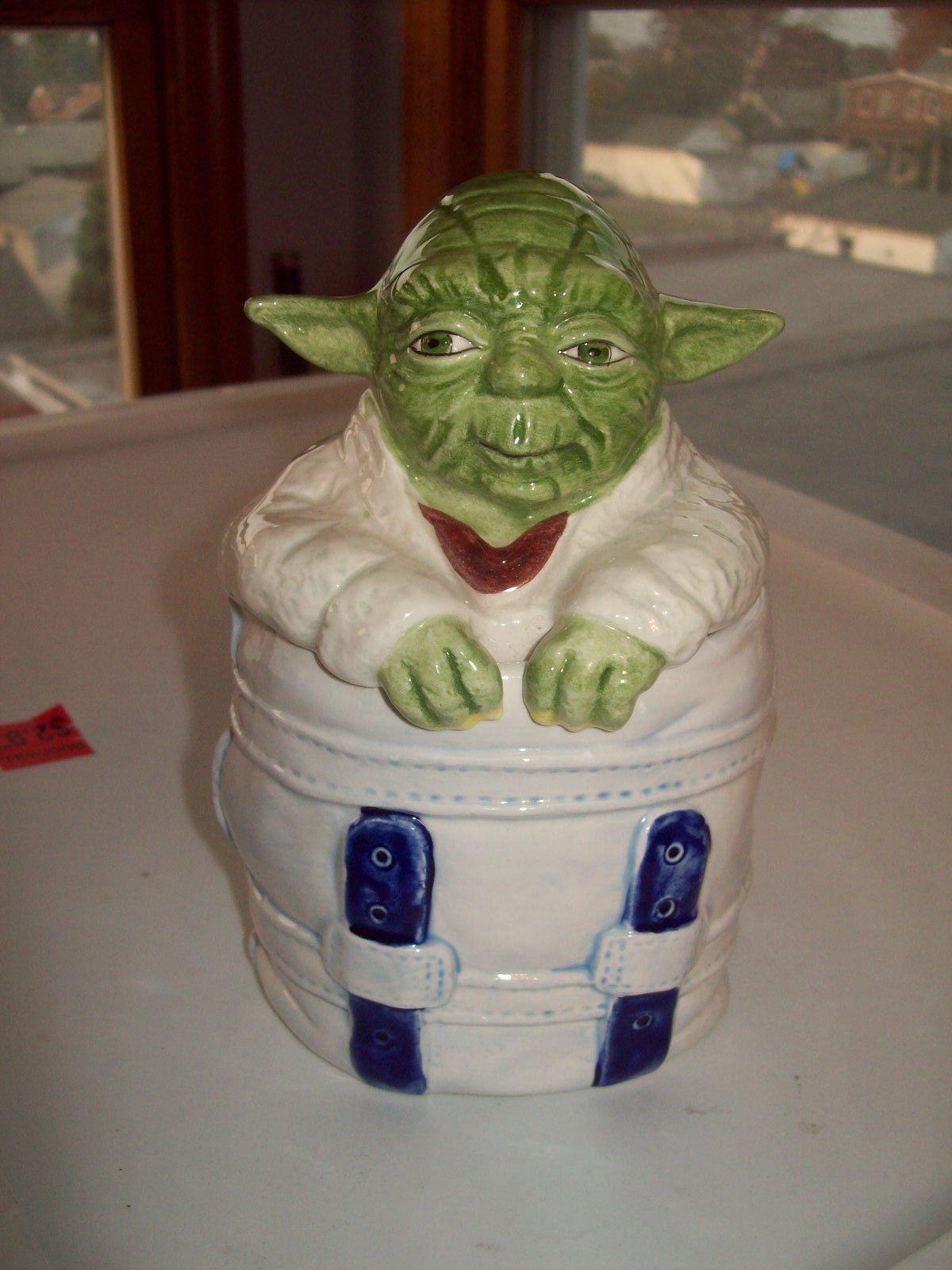 Sigma Yoda Trinket Box Bo Star Wars Starwars