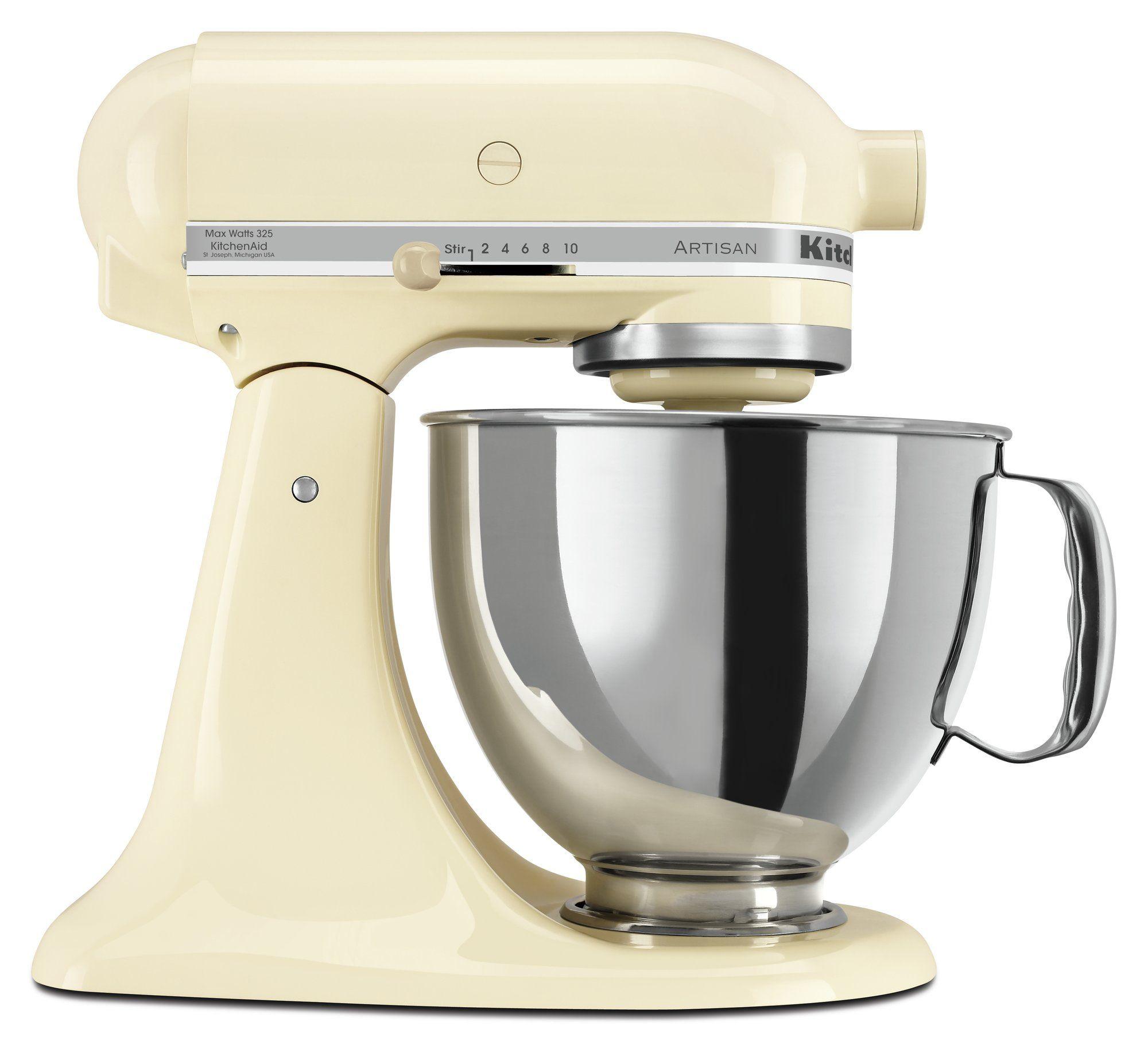 kitchenaid artisan series 5 qt stand mixer with pouring shield rh pinterest com au