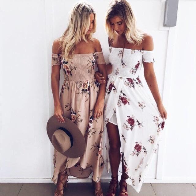 Tumblr Summer Boho Outfits