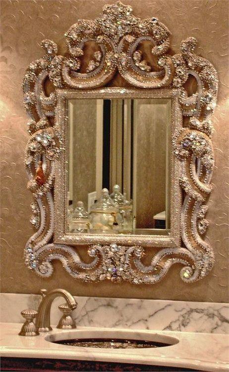Swarovski Mirror Saw Similar Ones In Vegas So Expensive Maybe In