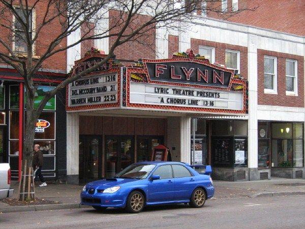 the flynn theater in burlington vt a beautifully restored 1400 rh pinterest com