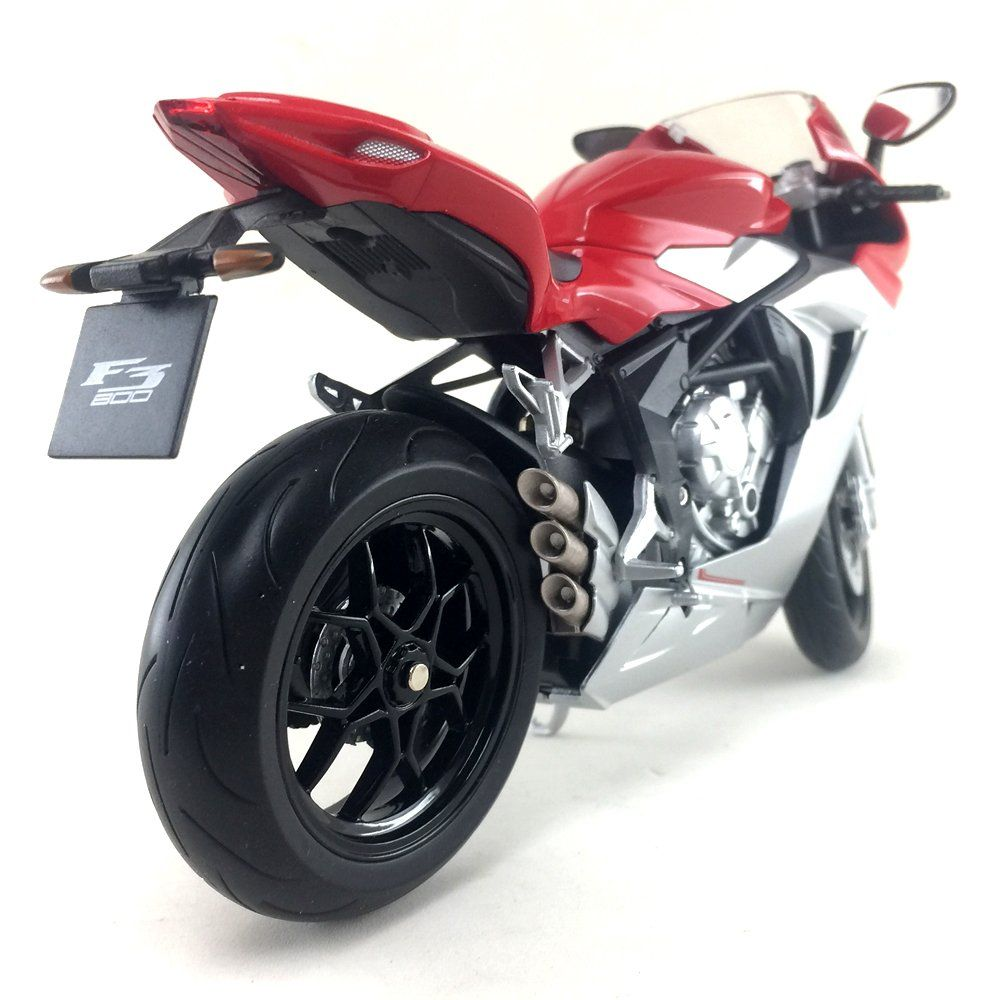 Mv Agusta F3 800 Welly 1 10 Scale Motorcycle Diecast Model Toy Hobby Collection Collectible New In Window Box Remai Mv Agusta F3 Mv Agusta F3 800 Mv Agusta