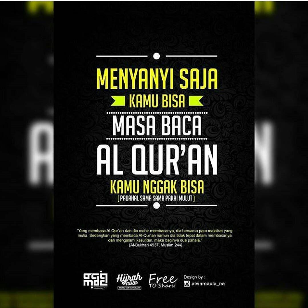 Alvinmaula Na Bisa Membaca Al Quran Dan Tidak Bisa Menyanyi