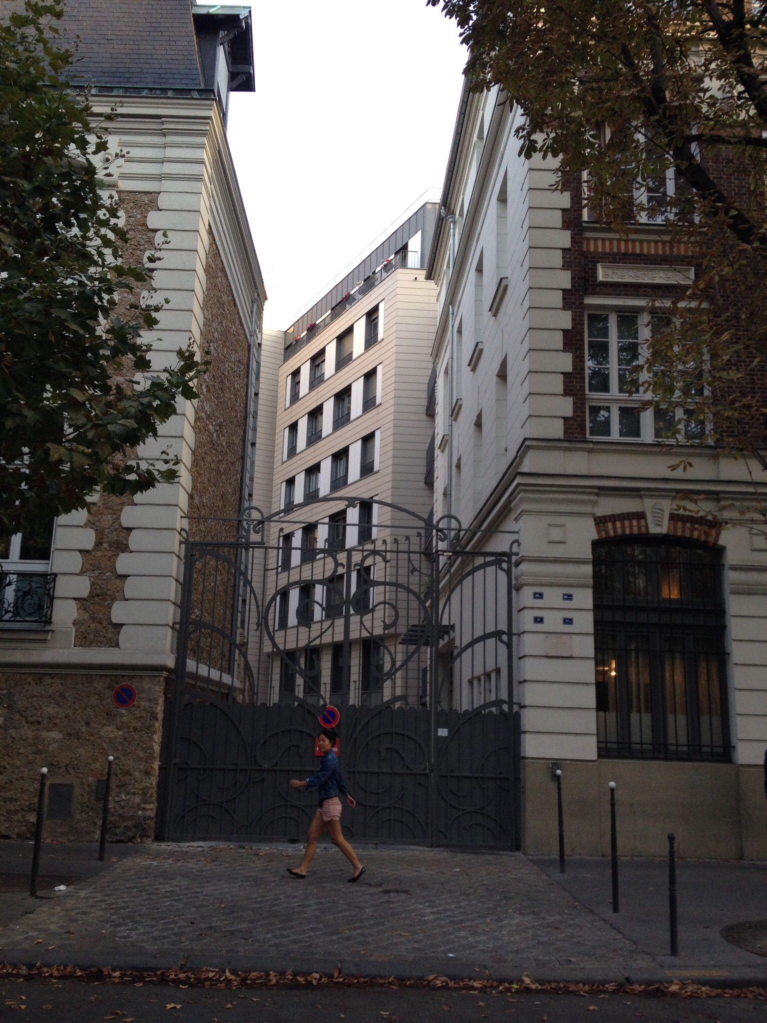 Paris House photo by Nurcan Eldem