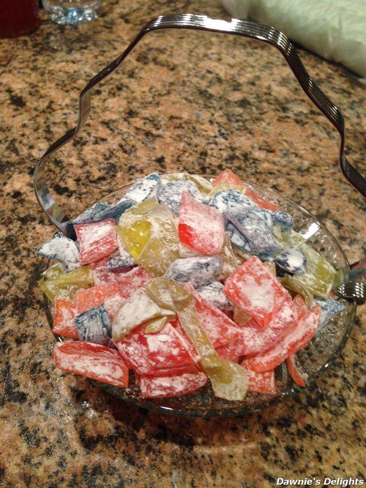 Hard Tack Candy   Hard tack candy, Food, Christmas food gifts