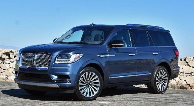 2019 lincoln navigator front side ford usa lincoln mercury rh pinterest ca
