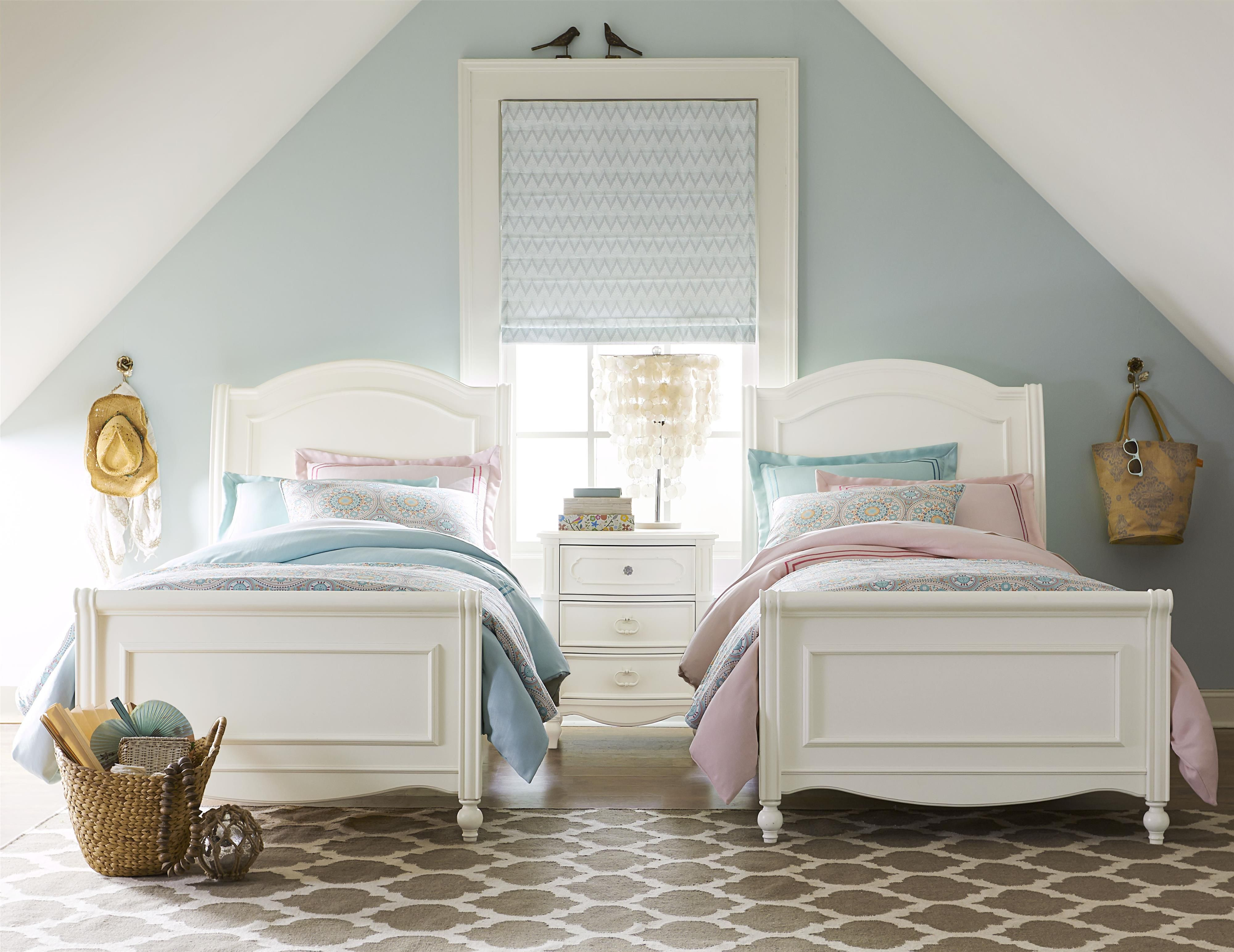 Harmony Full Bedroom Group By Legacy Classic Kids Twin Girl