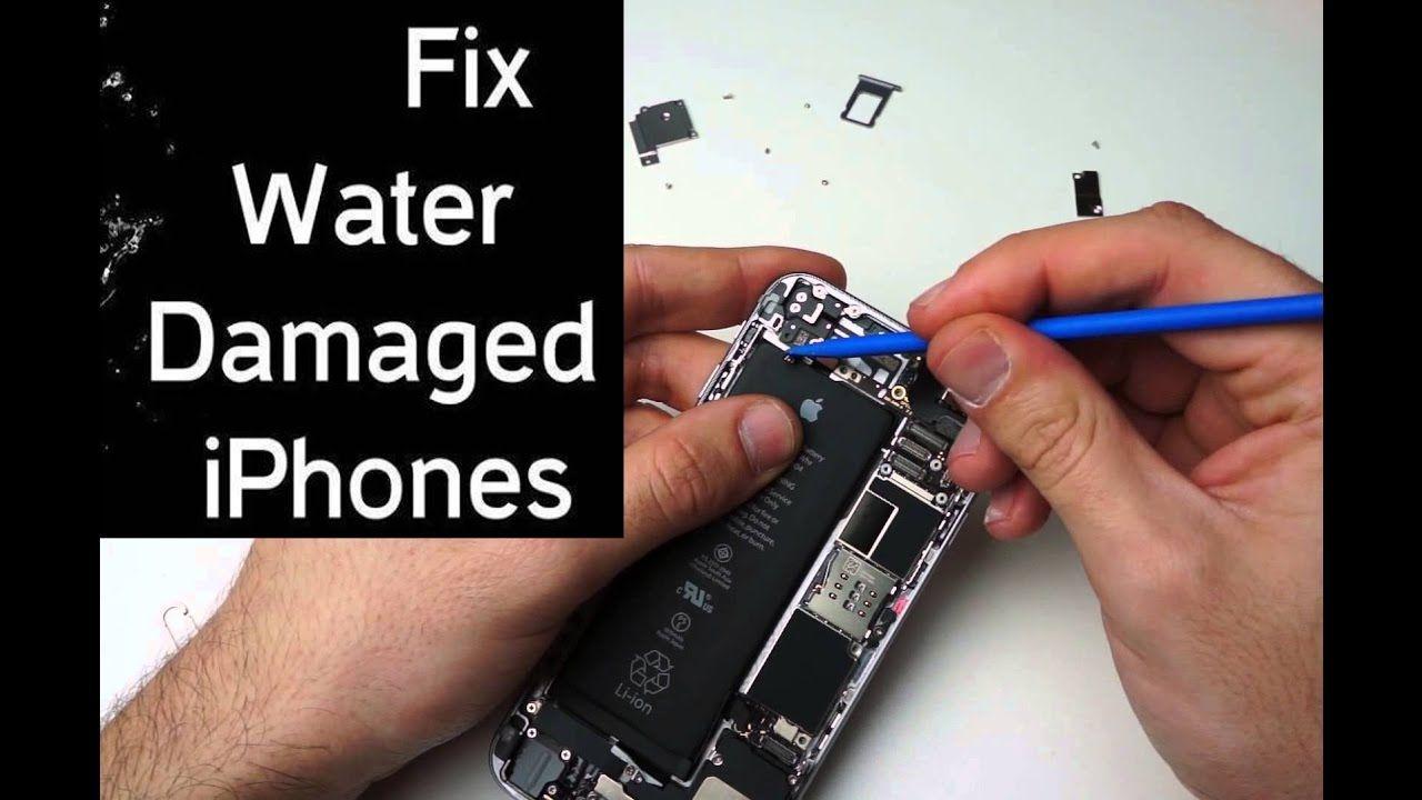 18 Ideeën Over Iphone Water Damage