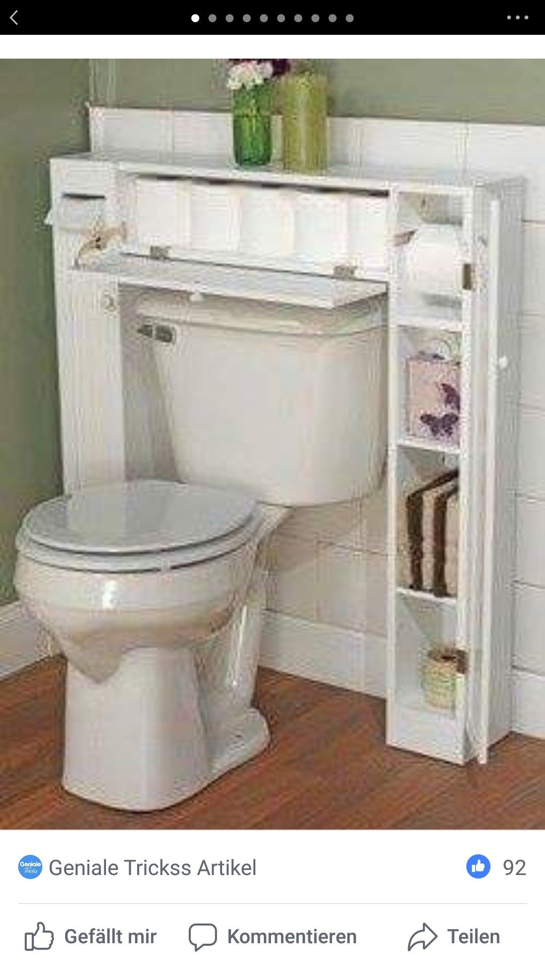 Bathroom Space Saver this is different and
