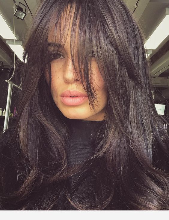 Messy Hair After A Great Work Long Thin Hair Long Hair Styles Hair Styles