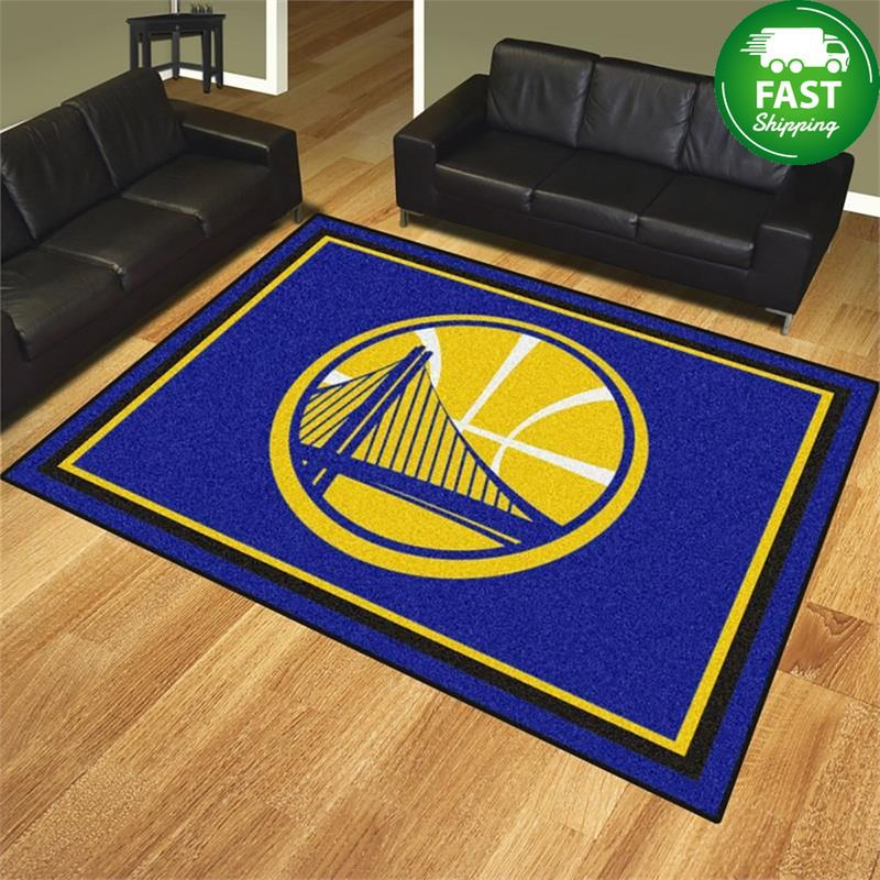 Nba Golden State Warriors Rug Carpet Living Room Decor Golden State Warriors Bedroom Nba Golden State Warriors Rugs On Carpet
