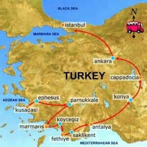 Orient express route through turkey israel jordan turkey bucket orient express route through turkey fandeluxe Choice Image