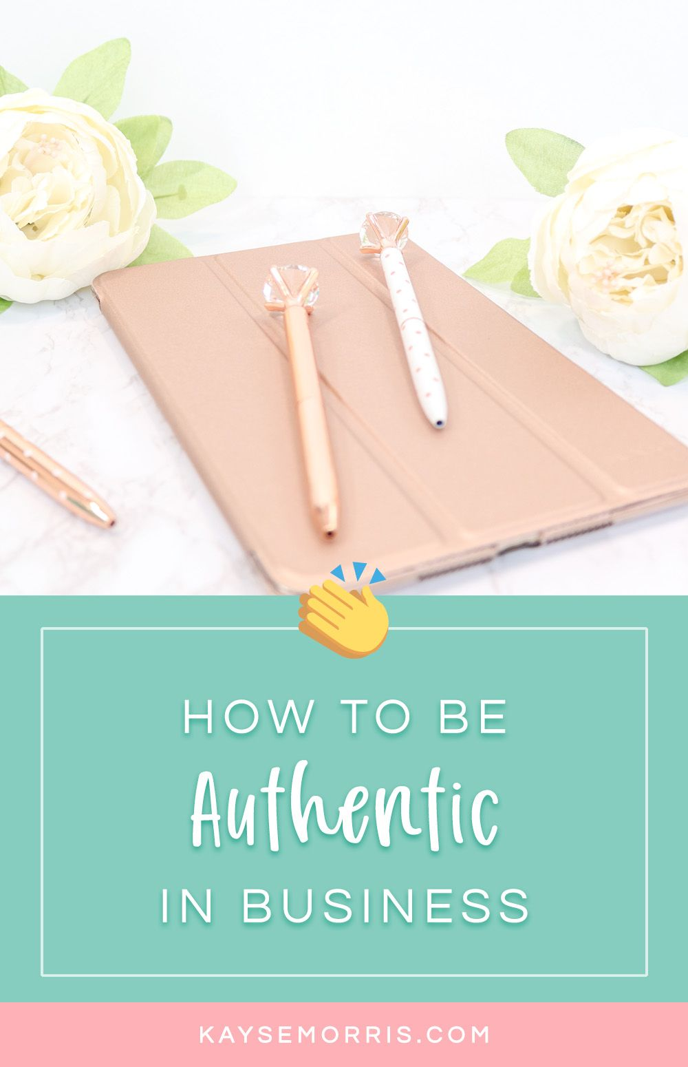 003 Your Most Authentic Self · Kayse Morris in 2020