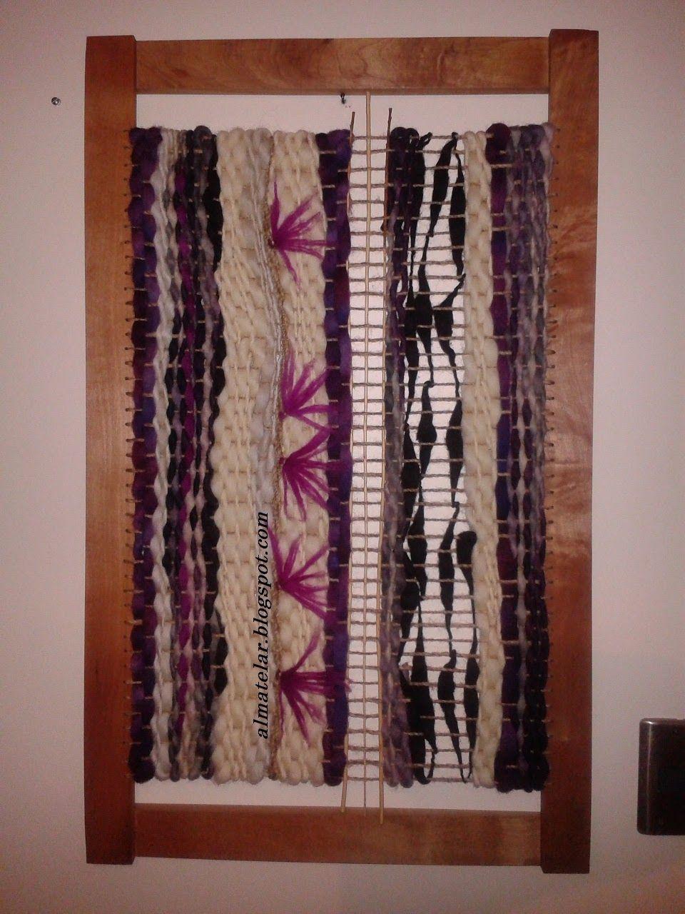 tejidos decorativos   Weaving Techniques, Textures, Tools