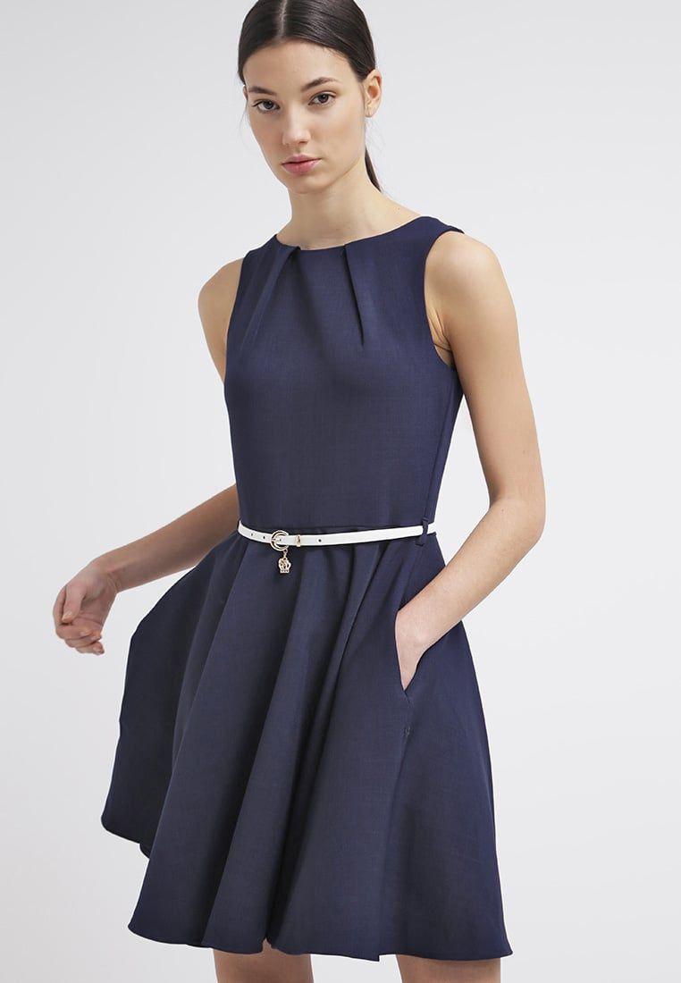 Korte jurken Closet Korte jurk - navy/cream Donkerblauw: 19,45 € Bij ...