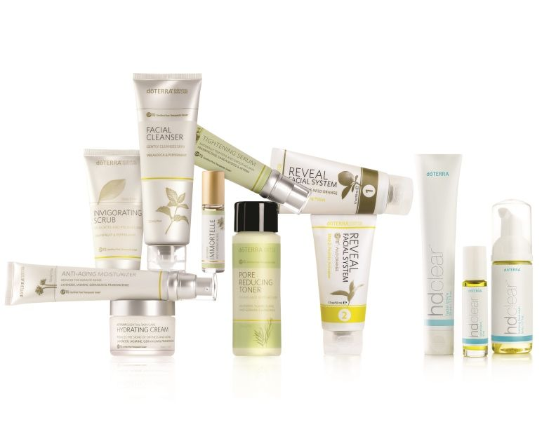 Enjoy Three Dōterra Skin Care Sets In One Convenient Kit These Amazing Products Combine Cptg Certified Pure Skin Care Kit Skin Care Products Design Skin Care