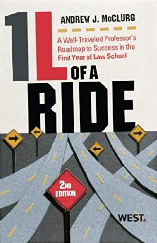 1L of a Ride Book Review
