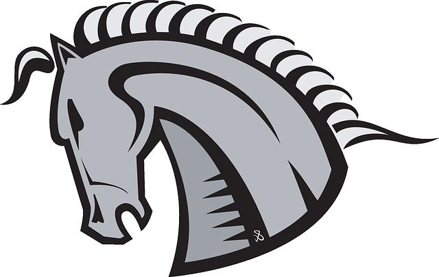 Angry Horse Logo Horses Horse Logo Horse Head