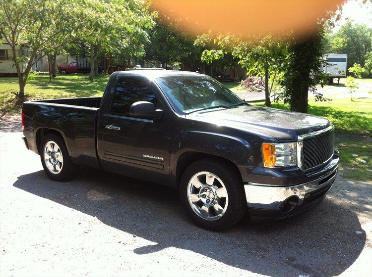 Imgs For 2015 Gmc Sierra Single Cab Dropped Camiones Camionetas
