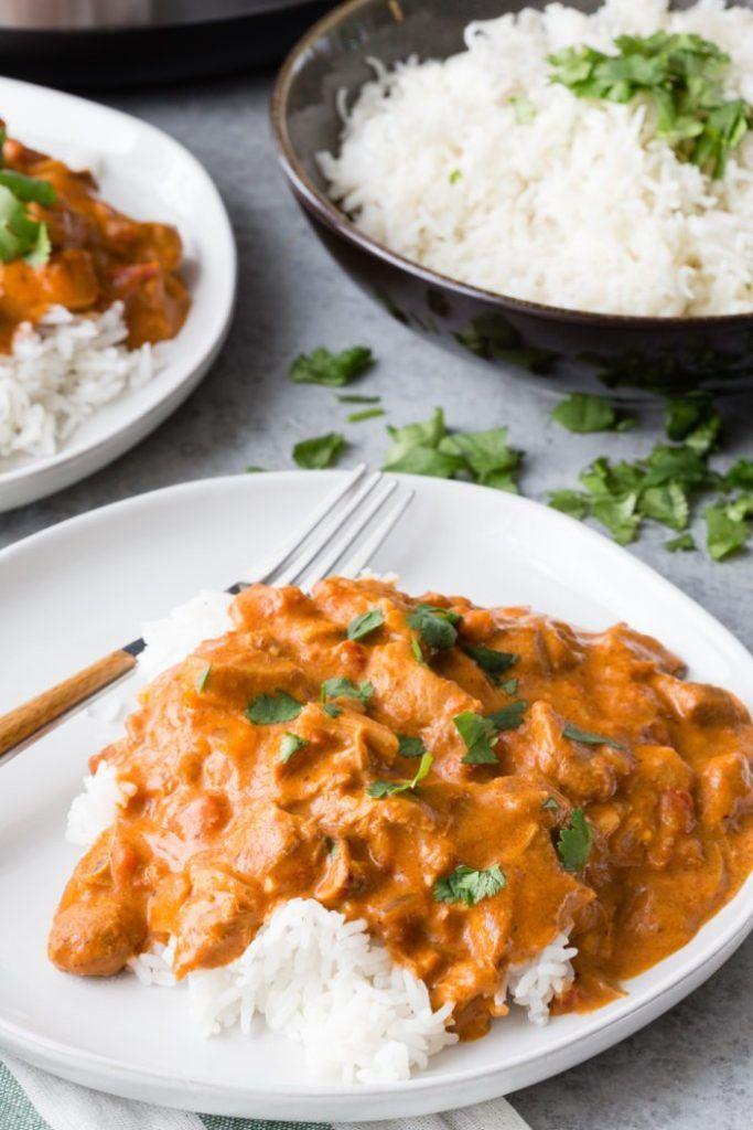 instant pot chicken tikka masala  easy peasy meals