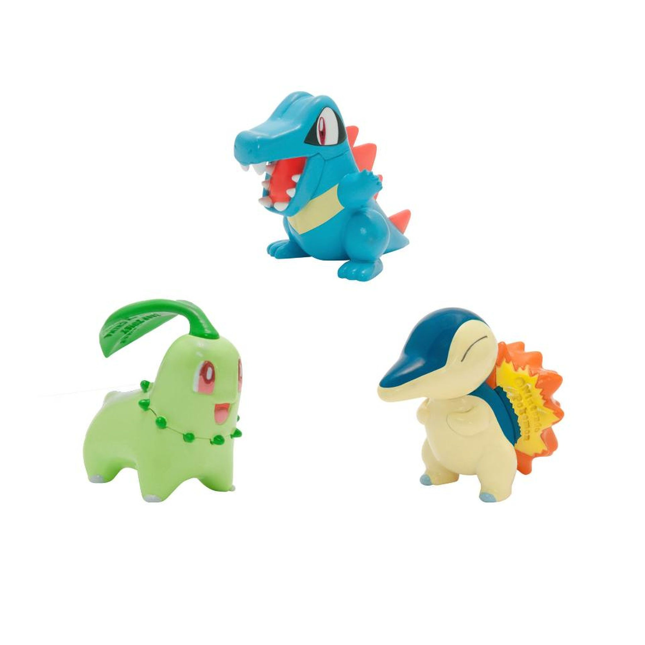 Pokemon: 2 inch Action Figure with case